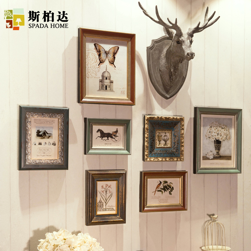 Wall Collage Picture Frames popular photo frame wall collage-buy cheap photo frame wall