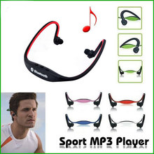 Sports Bluetooth Headphone ZK-S9 Wireless Stereo Headsets Music Player Neckband Earphone for Mobile phone P30(China)