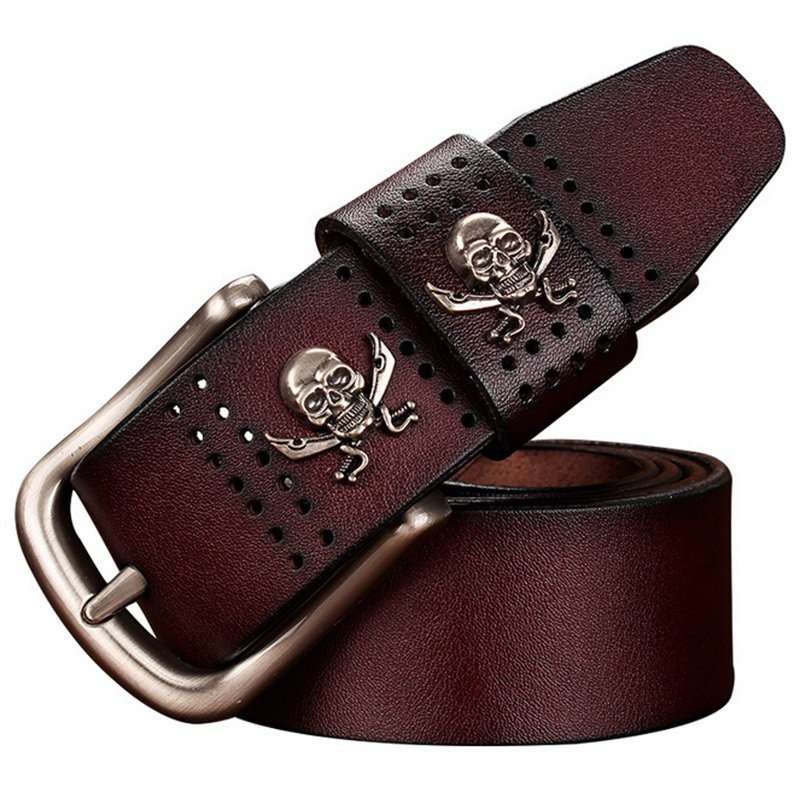 Best In Best 100 Genuine Leather Belts For Men High Quality Metal