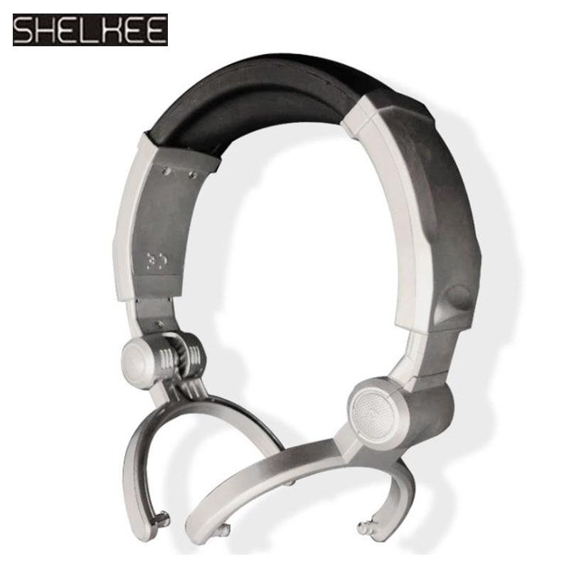 SHELKEE Repair Parts Headband Cushion & Hooks Parts Replacement Earphone Parts For Pioneer HDJ1000 HDJ-1000 Headphone