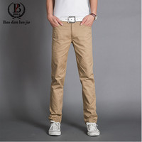2014 New Arrival Men S Jeans Casual Straight Pants Slim Fit Elegant Classic Longs Trousers 9colors