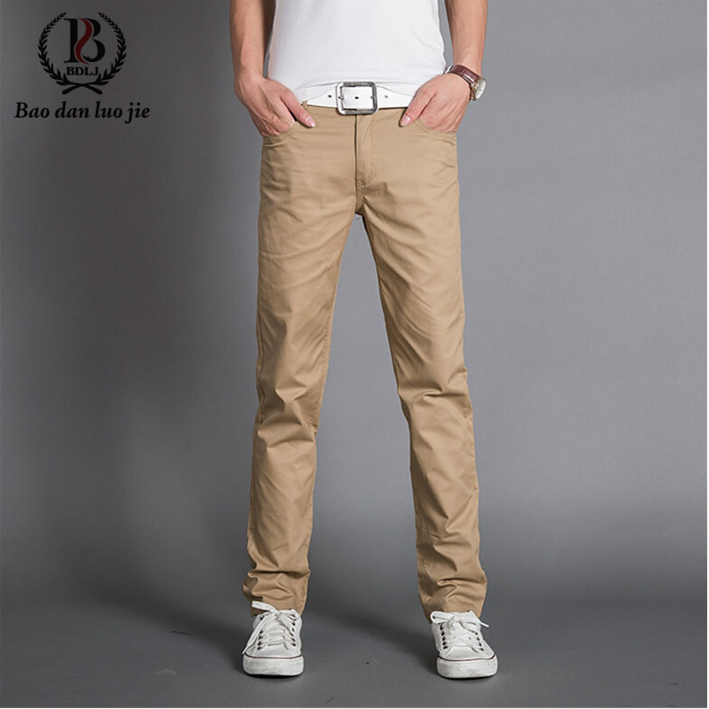 Online Buy Wholesale khaki pants skinny from China khaki pants ...