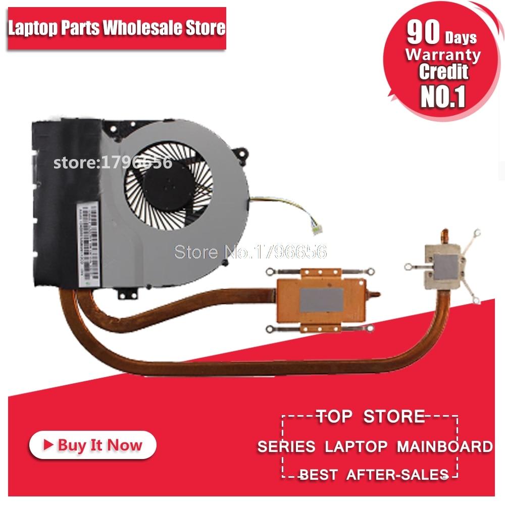 Hot Sale Cpu Fan Cooling Radiator Heatsink For Asus X550 X550vc