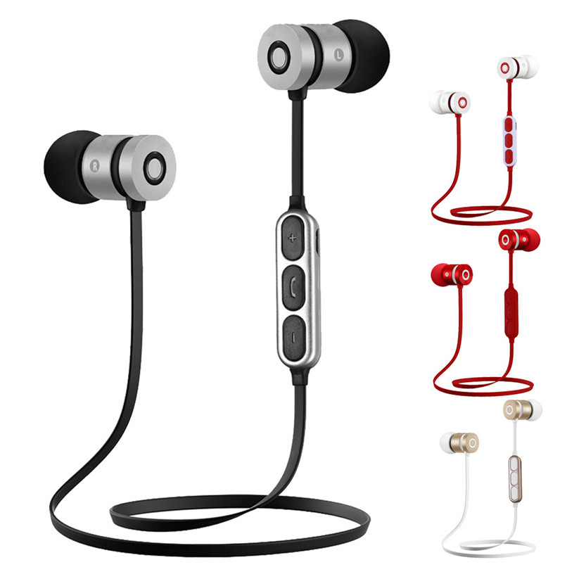 New Active Noise Cancelling Sports Bluetooth Earphone/Wireless Headset for phones and music H35 #0 phones