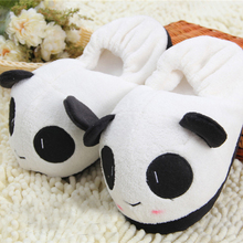 Panda Slippers Home Warm Slippers For Women Slippers Winter House Shoes