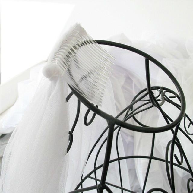 Newest Bridal Veils Two Layers  Wedding Veils