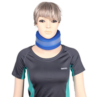 blessfun Neck Pain Relief protect neck Health care Posture Corrector Adjustable Neck Brace Support Sponge Cervical Collar Stiff