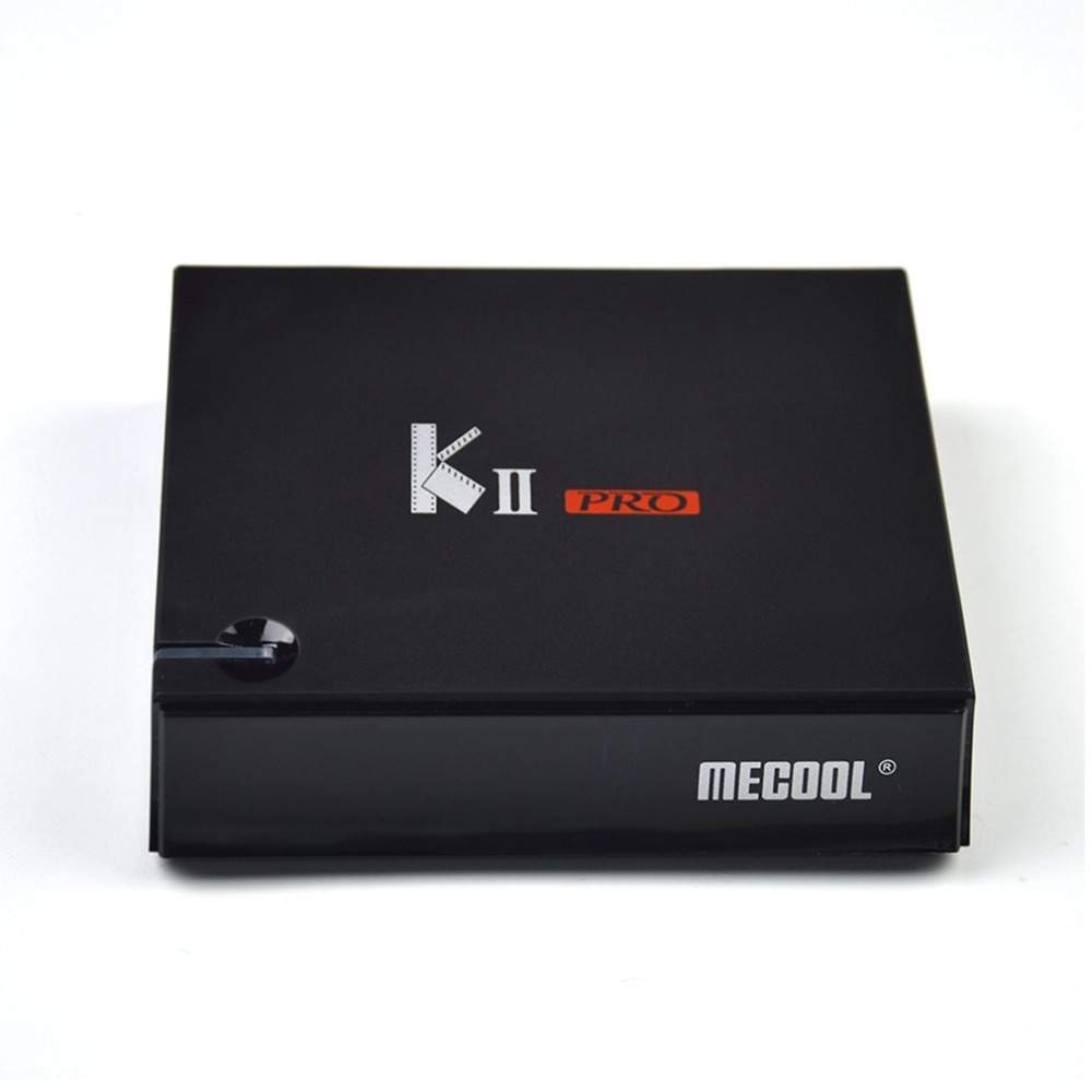 Original KII Pro TV Box DVB S2 DVB T2+S2 Android 5.1 TV Box Amlogic S905 Quad-core BT4.0 2GB/16GB 2.4G/5G Wifi Smart box Mini PC mxiii pro android amlogic s812 quad core 2g 8g 5g wifi tv box