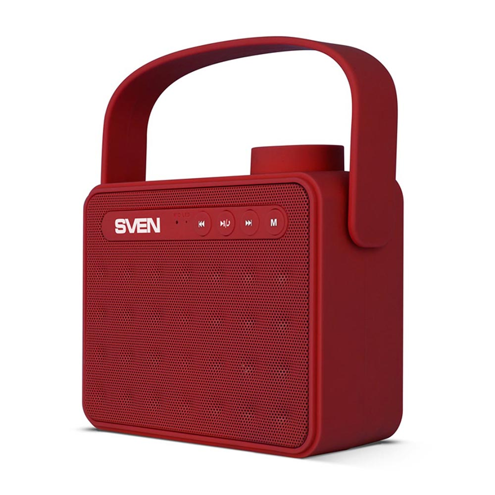 Consumer Electronics Portable Audio & Video Speakers SVEN SV-016074 bluetooth speaker edifier r1850db active bookshelf speakers optical input digital audio portable music audio line