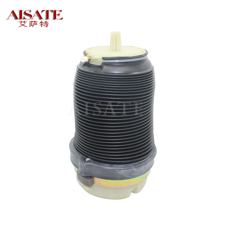 For Audi A6 C6 4F Allroad Quattro S6 Avant Rear Air Suspension spring Coilover Air Bellow Bag 4F0616001J 4F0616001 in Shock Absorber Parts from Automobiles Motorcycles