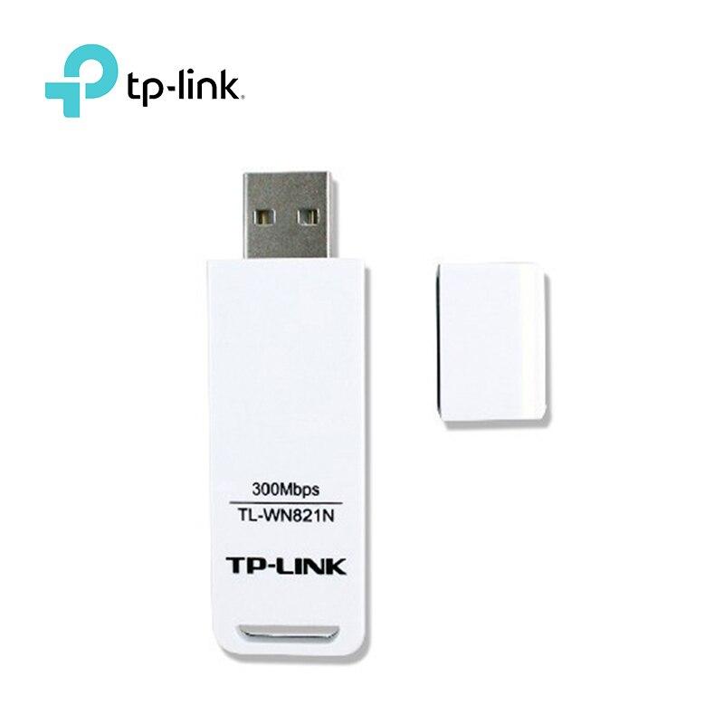 Tp-Link WN821N Wireless Wi-fi Network Cards 300M 802.11n/g/b wifi antenna access point USB adapter TL-WN821N