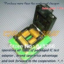 Компания Toshiba BM11172 программист адаптер ПМ-RTC005-366A IC51-1004-814-1 TQFP100 LQFP100 QFP100 адаптер/гнездо IC/ИК тест гнездо
