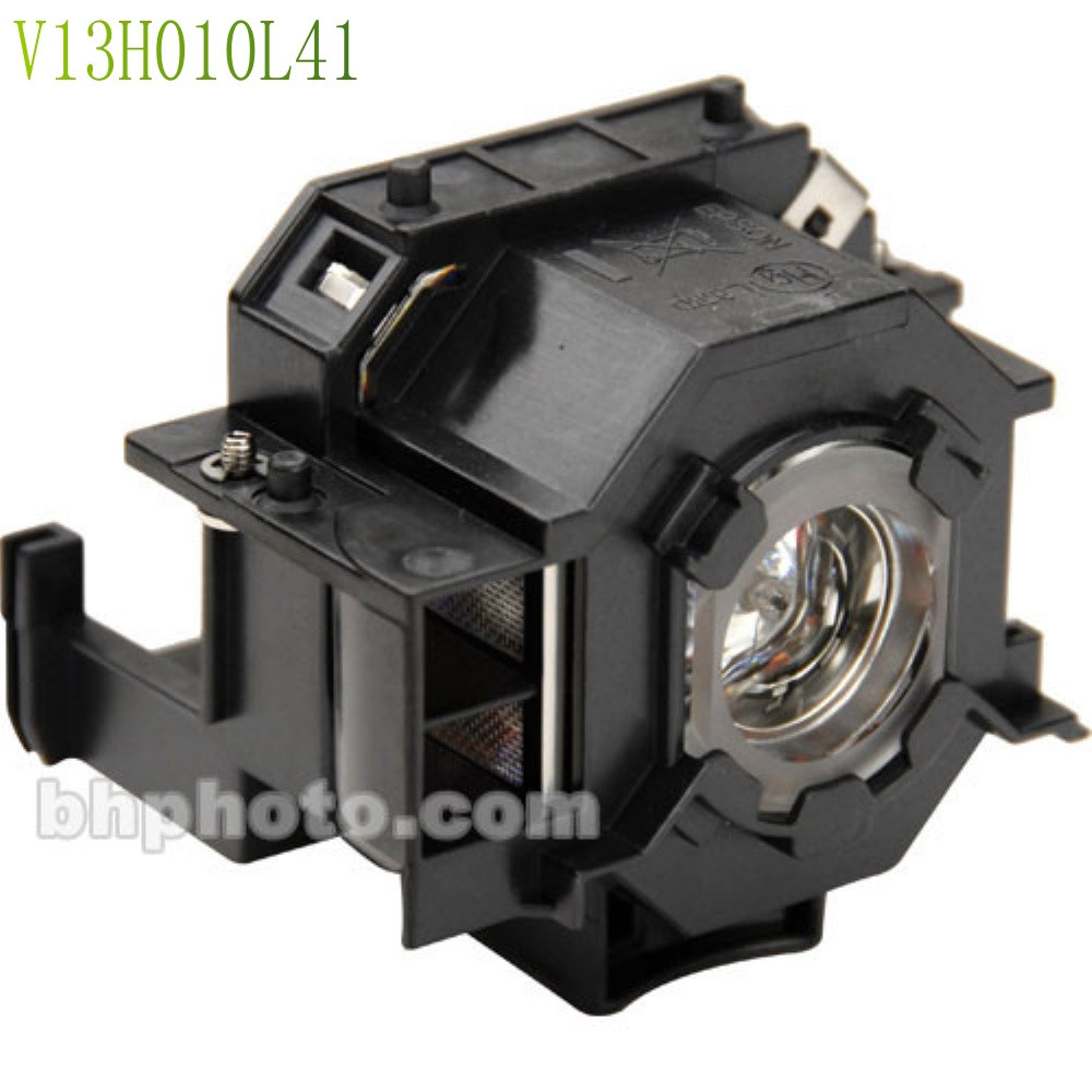 EPSON ELPLP41 / V13H010L41 Original Lamp Replacement for EB-410W,PowerLite 83c,EMP-822,EMP-83C,EMP-83,EMP-400,EMP-400W Projector replacement projector lamp with housing elplp23 v13h010l23 for epson emp 8300 emp 8300nl powerlite 8300i powerlite 8300nl