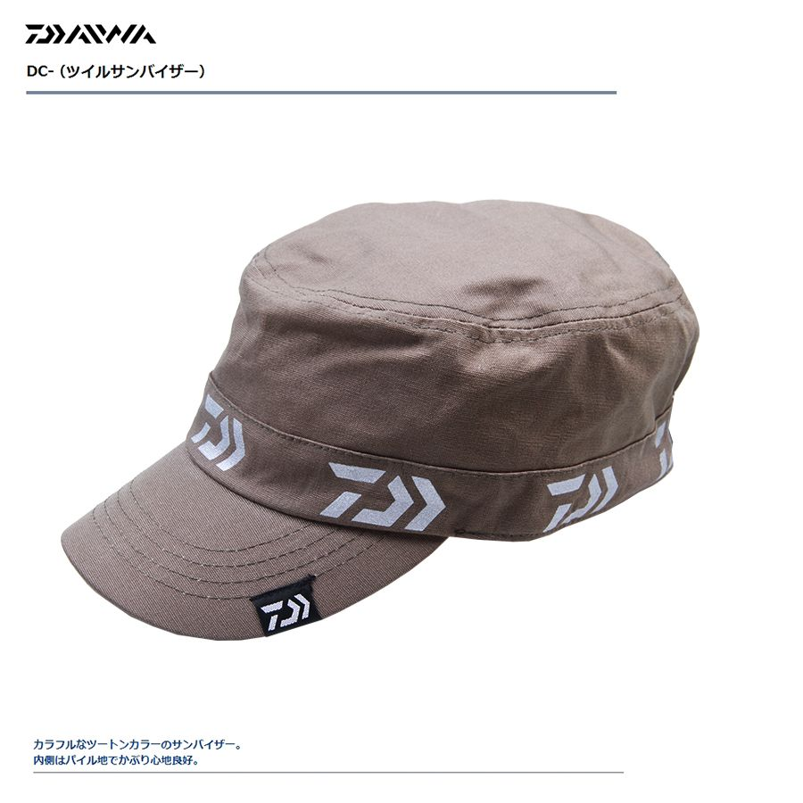 ФОТО 2016 New Dawa Daiwa Men Baseball Cap Casual Sunscreen Breathable Male Hat Adjustable Cap Black