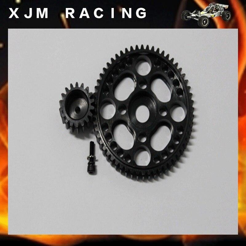 1/5 rc car CNC metal 18/56 gear set fit hpi rovan km baja 5b