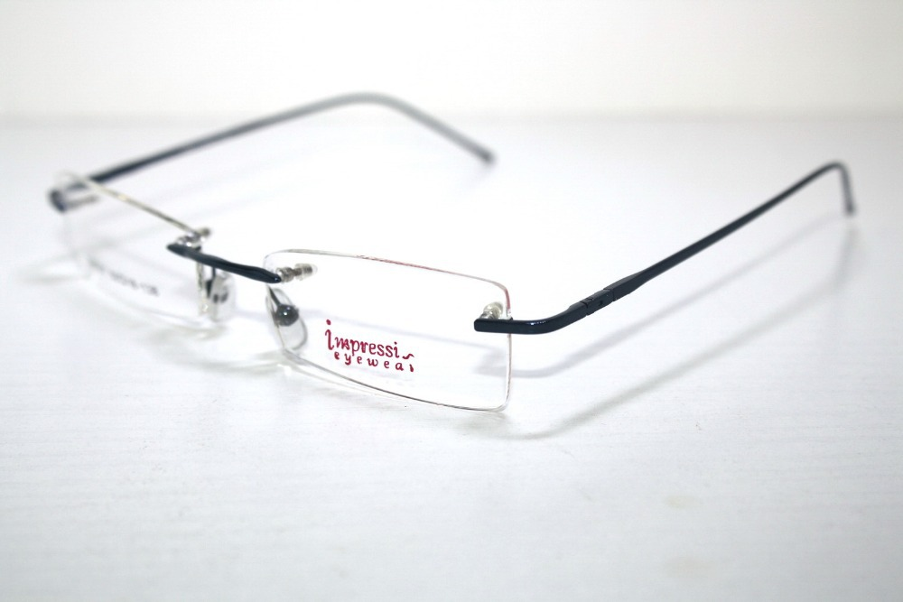 2016 Titanium Alloy Rimless Super Light Weight Com...