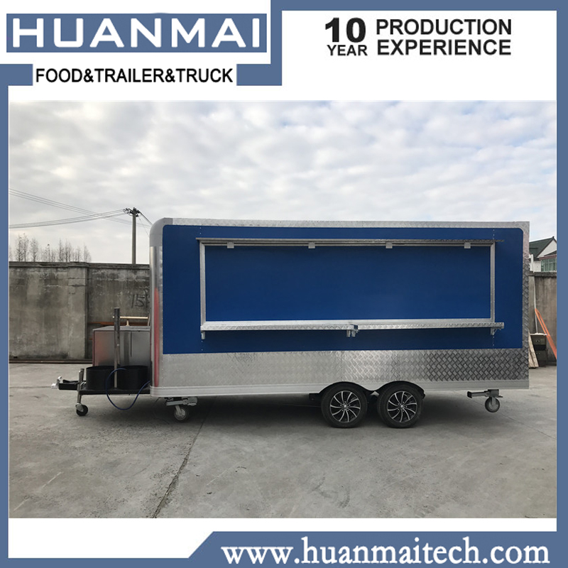 Concession Food Trailers Catering Street Food Carts Mobile Food Trucks 4800x2100