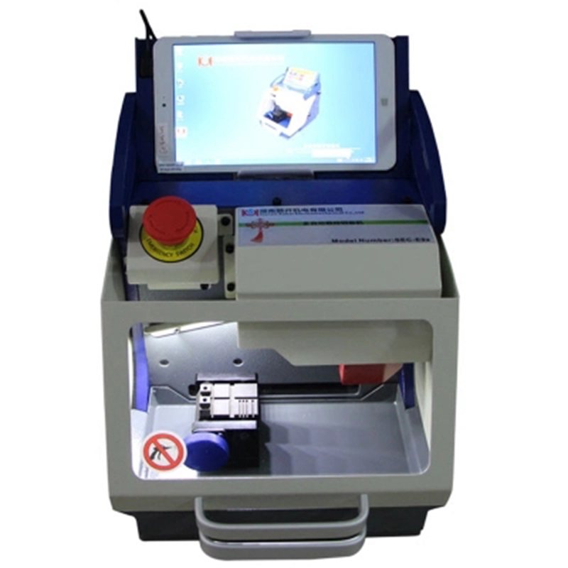 1pc new SEC E9z full automatic key cutting machine numerical control key machine Locksmith Tools