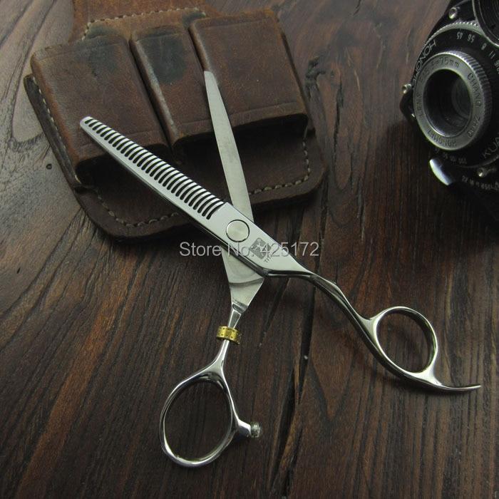 ФОТО free shipping Professional hair scissor  hair dressing scissor  scissors for hairdressers  thinning scissors