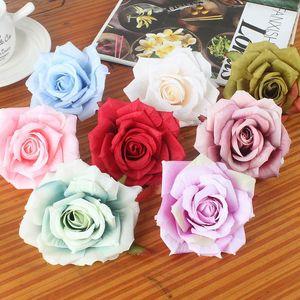 Handmade Cloth Flower Hair Acc