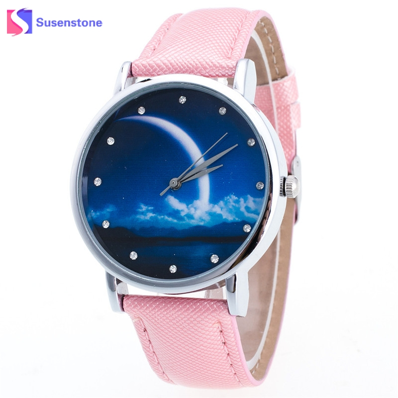 Hot Sale Woman Watch Women PU Leather Analog Quartz Wrist Watches Rhinestone Fashion Ladies Casual Watch Relogio Feminino fashion watches relogio feminino hot montre women s casual quartz leather band new strap watch analog wrist watch wristwatch