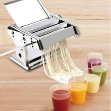 0,5-3 мм ручная резка толщины пасты сделать ролик машина тесто свежей лапши приготовления кухня съемный пресс лапши производитель