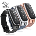 TTLIFE Nueva Bluetooth4.0 Rastreador de Actividad Inteligente Band Muñequera Pulsera Pulsera Inteligente para IOS y Android Mejor Que TW64