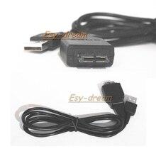 VMCMD2 VMC MD2 MD2 USB Cordon de Câble de Données pour Sony DSC T900 DSC T500 DSC HX1 DSC H20 DSC  W290 DSC W275 DSC W210 W215 W220 PM012