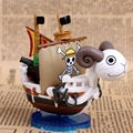 Японское аниме одна часть пиратский корабль рисунок 8 см мерил пиратский корабль модель пвх коллекция модель игрушки Chilren подарок