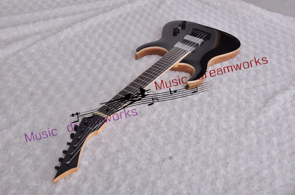 China firehawk OEM electric guitar ASH body Personality customization guitar The color can be changed image