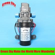 DC12V 30W High Pressure 12v oil pump