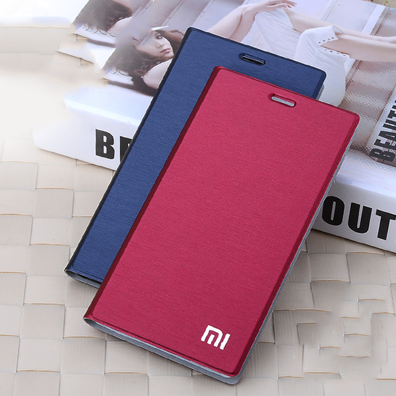 Luxury Leather Pouch Bags Card Holder Stand Flip Cover Case For Xiaomi Hongmi/Red Rice/Redmi Note 5.5