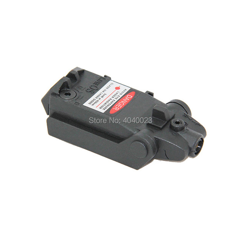 Tactical Glock Pistol Red Laser Mini Red Dot Laser For Glock 17 18C 19 22 23 25 26 27 28 31 32 33 34 35 37 Series-3