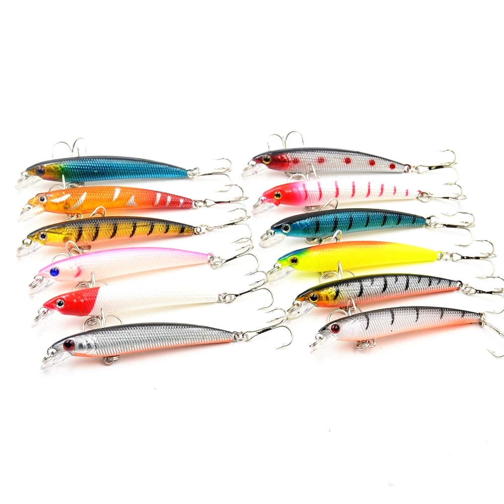 1pcs/lot minnow fishing lure 7.5cm/4.8g isca artificial Pesca hard bait fishing wobblers for bass pike everything for fishing allblue slugger 65sp professional 3d shad fishing lure 65mm 6 5g suspend wobbler minnow 0 5 1 2m bass pike bait fishing tackle