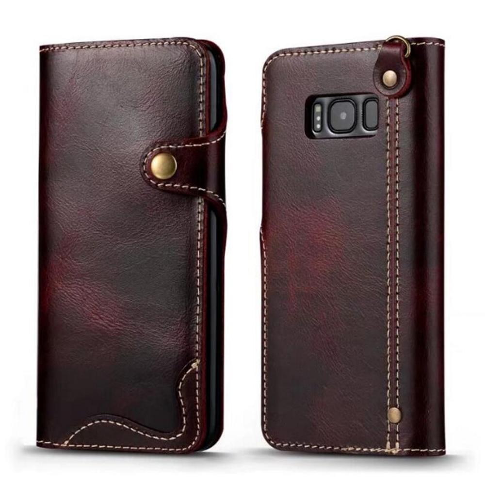 XFSKY Balik Kasus Untuk Samsung Galaxy S8 ditambah Mewah Eropa Tas - Aksesori dan suku cadang ponsel - Foto 3