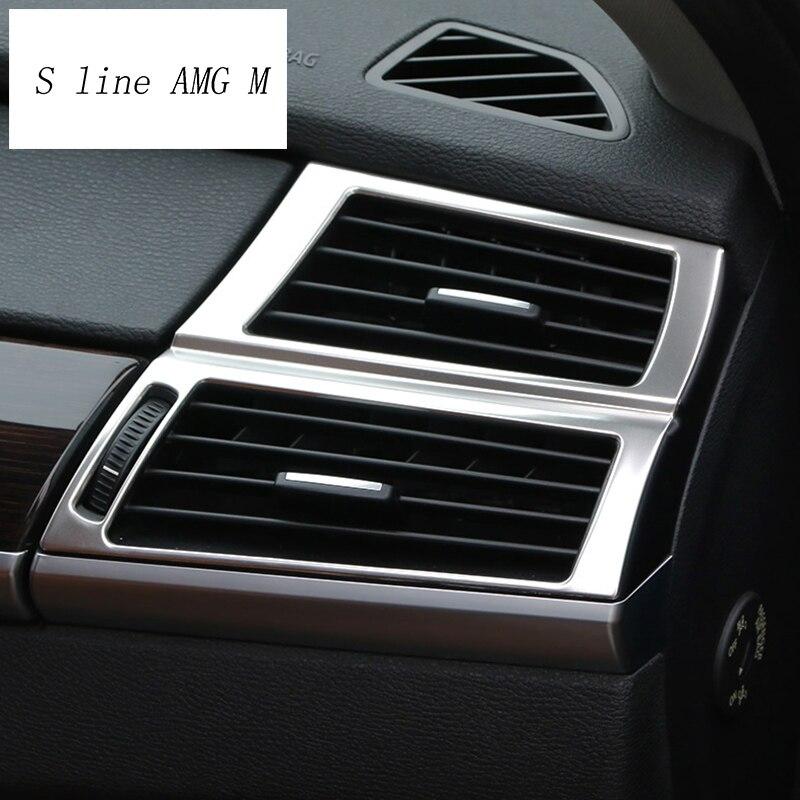 font b Car b font styling font b Interior b font Dashboard Side Air Vent