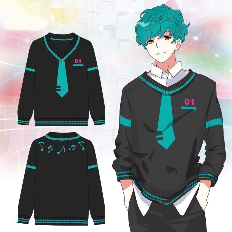 [stock]-anime-font-b-vocaloid-b-font-miku-v-neck-winter-sweater-cosplay-pullover-knitted-cloth-shirt-unisex-halloween-carnival-free-shipping