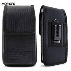 На Алиэкспресс купить чехол для смартфона black leather belt holster pouch clip fits galaxy j7, galaxy s7/ s6/ s5 active, lg k20 plus lg stylo 3 htc u11 t-mobile revvl