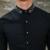 De Moda de corea del Diseñador de la Marca de Diamantes de Diseño hombres Camiseta Slim Fit Camisa Para Hombre Camisas Casuales de Manga Larga 2016 Vestido de Camisa Blanca hombres
