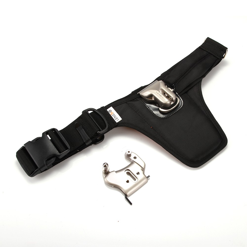 Camera Waist Belt Strap Mount Holder Buckle Hanger Holster for Canon Nikon Sony Pentax Olympus DSLR Camera camera belt clip fast loading holster metal hanger waist belt buckle button mount clip for dslr camera carry tools brand new