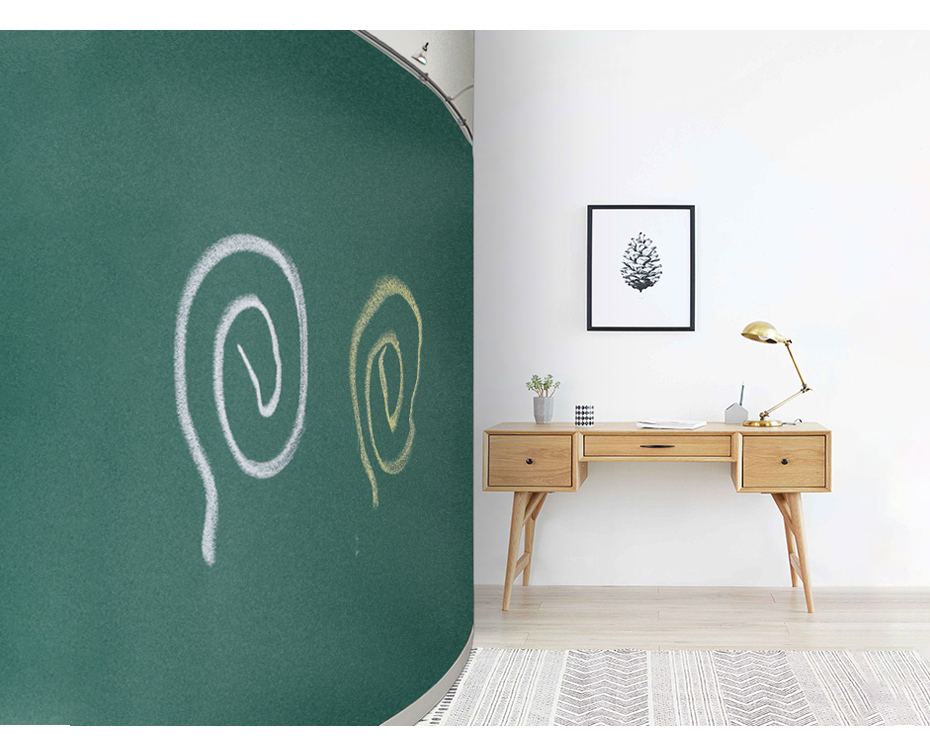 Green Drawing Board Toys Removable Erasable Drawing Graffiti Writing Learning Message Chalk Board Toy Kids Child Teaching Aids_08