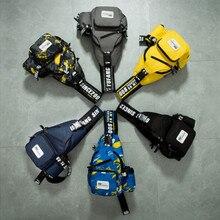 Men casual chest bag Oxford waterproof shoulder Messenger chest bags Small Sling Bags man Women Shoulder Crossbody Bag Back Pack