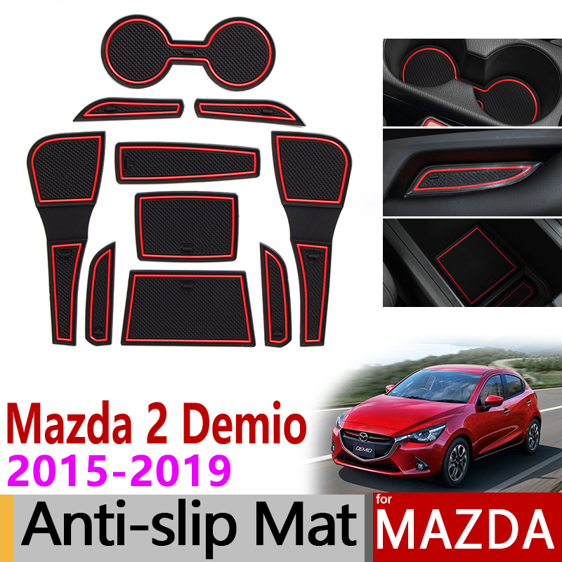 Ultimat Single Rubber Car mat Tray For Ford Focus hatcback 05-11
