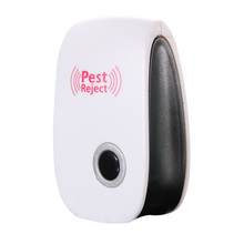 USA Plug Electronic Ultrasonic Anti Pest Bug Mosquito Killer Fly Cockroach Mouse Repeller elerico mosquito repellents