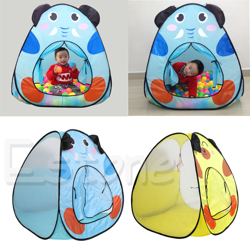 1pc Foldable Toy Tent Children Kids Baby Ocean Ball Pit Pool Tent Play Toy Tent House Play