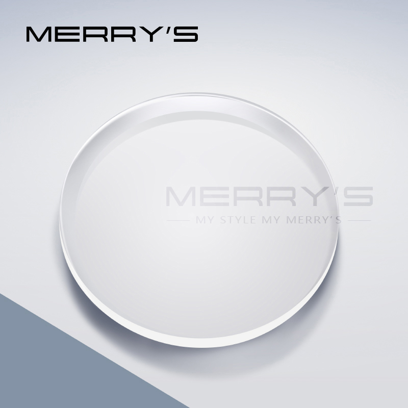 ce74ec9329 MERRYS receta de la serie 1,56 de 1,61, 1,67 de 1,74 CR-39 resina asféricos gafas  lentes miopía hipermetropía la presbicia lente óptica