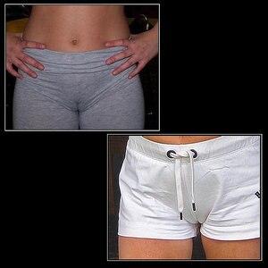 Image 3 - Crossdresser Perfect Push Up Heupen Kameel Teen Gaff Panty Zakken Padded Slips Shemale Nep Vagina Spons Gewatteerde Slipje
