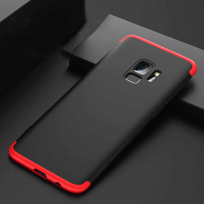 huge discount d4b62 855b6 360 Full Body Cover For Samsung Galaxy S9 S8 S7 Edge S6 Note 9 8 J3 J5 J7  J2 Pro J4 J6 A6 Plus A8 A7 A9 J8 2018 A520 J7 Max Case