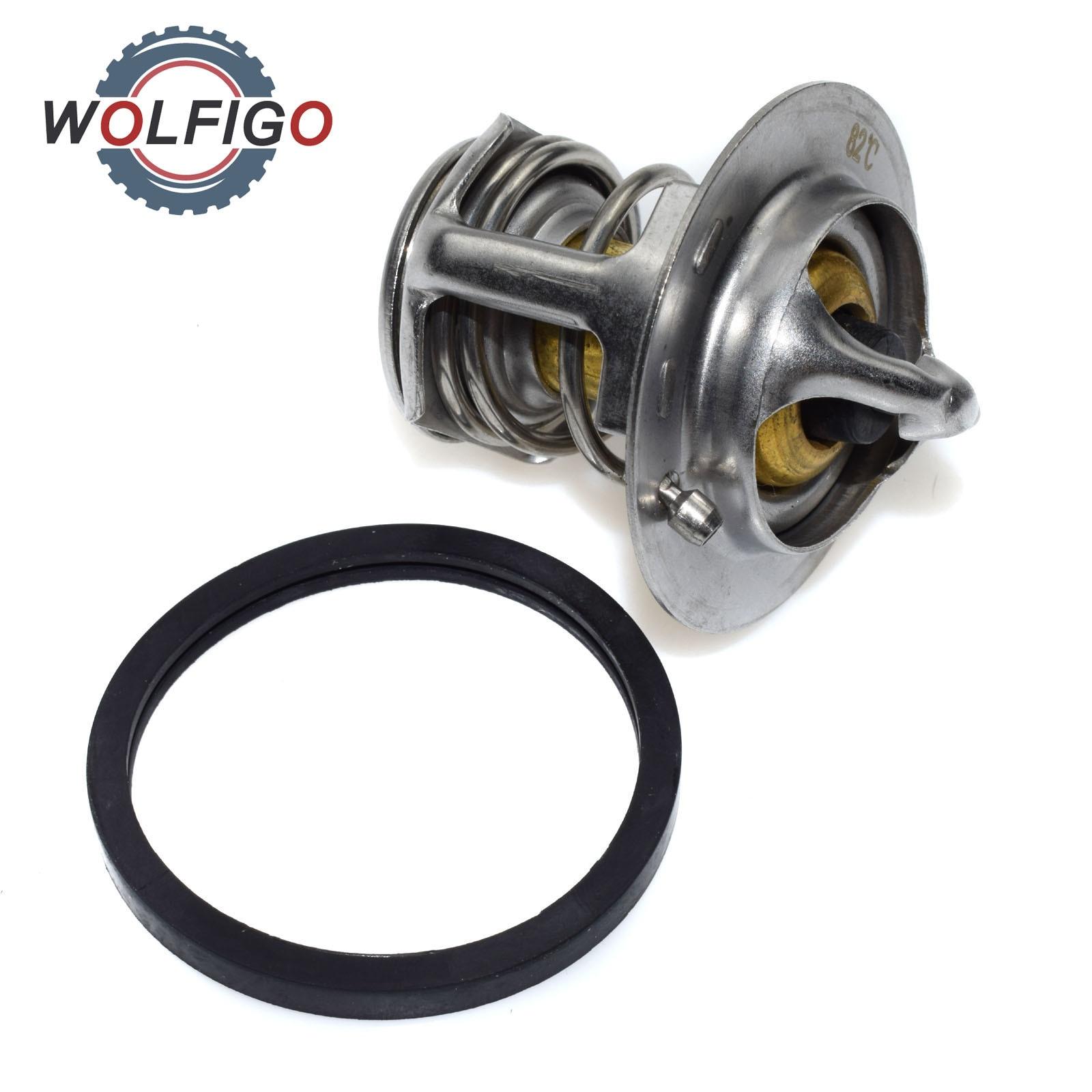 Wolfigo Engine Coolant Thermostat 9091603046 For Toyota