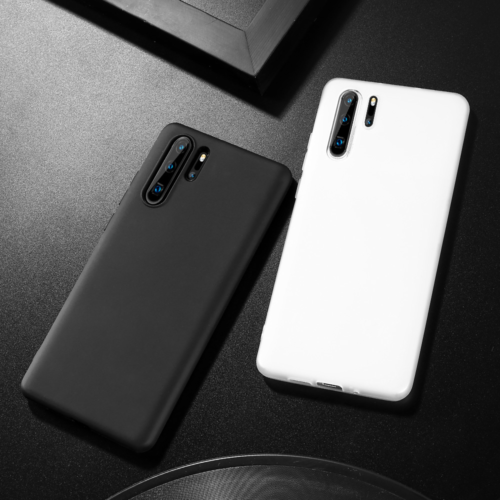 KISSCASE Silicone Case For Huawei P Smart 2019 P30 Pro P10 P20 P8 P9 Lite Y6 2018 Honor 7A 7C 8A 8X 9 10 Lite Back Cover Cases image
